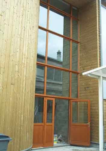 Nos portes et fenêtres PVC ou bois